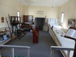 Eildon Dams Museum - Accommodation Broken Hill