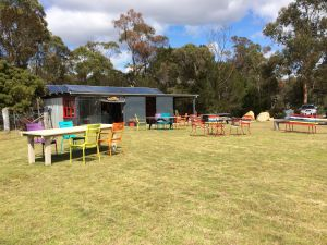 Cerisebrook Orchard and Family Golf - Accommodation Broken Hill