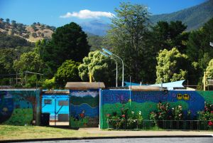 Eildon Outdoor Swimming Pool - Accommodation Broken Hill