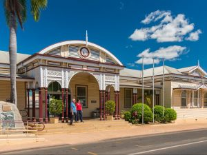 Emerald Historic Railway Station - Accommodation Broken Hill