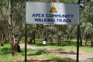 Euroa Apex Walking Track - Accommodation Broken Hill