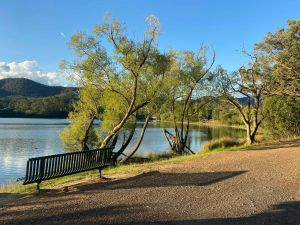 Eildon Pondage Walk - Accommodation Broken Hill
