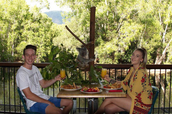 Hartley's Crocodile Adventures Entry Ticket and Breakfast with the Koalas - Accommodation Broken Hill