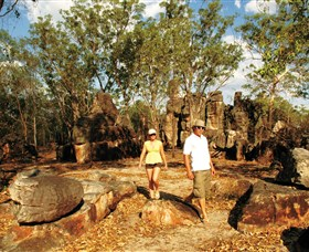 The Lost City - Litchfield National Park - Accommodation Broken Hill