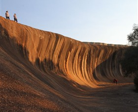 Wave Rock - Accommodation Broken Hill