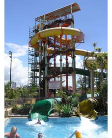 Ballina Olympic Pool and Waterslide - Accommodation Broken Hill