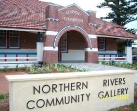 Northern Rivers Community Gallery - Accommodation Broken Hill
