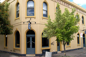 The College Lawn Hotel - Accommodation Broken Hill