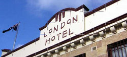 London Hotel and Restaurant - Accommodation Broken Hill