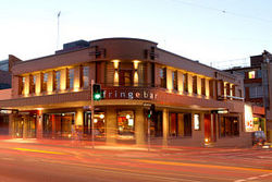 The Fringe Bar - Accommodation Broken Hill