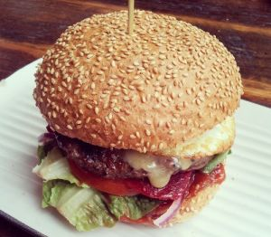 Grill'd Healthy Burgers - Accommodation Broken Hill