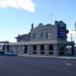 Royal Exchange Hotel - Accommodation Broken Hill