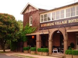Burrawang Village Hotel - Accommodation Broken Hill