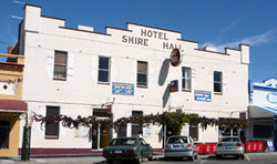 Shire Hall Hotel - Accommodation Broken Hill