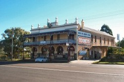 Caledonia Hotel - Accommodation Broken Hill