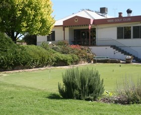 The Yass Golf Club - Accommodation Broken Hill