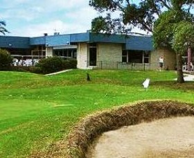 Vincentia Golf Club - Accommodation Broken Hill