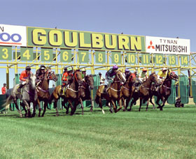Goulburn and District Racing Club - Accommodation Broken Hill