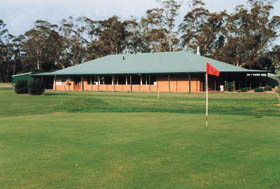 Echunga Golf Club Incorporated - Accommodation Broken Hill