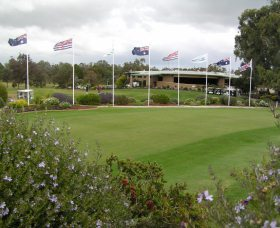 Tocumwal Golf Club - Accommodation Broken Hill