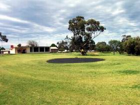 Cleve Golf Club - Accommodation Broken Hill