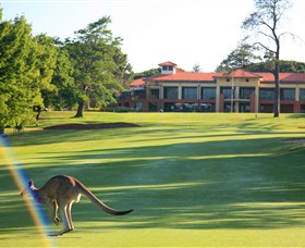 Royal Canberra Golf Club - Accommodation Broken Hill
