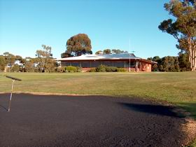 Maitland Golf Club Incorporated - Accommodation Broken Hill