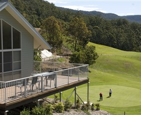 Kangaroo Valley Golf Club - Accommodation Broken Hill