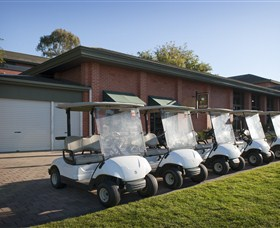 Country Club Tasmania Golf Course - Accommodation Broken Hill