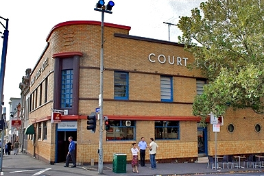 Court House Hotel North Melbourne - Accommodation Broken Hill