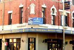 Imperial Hotel - Accommodation Broken Hill