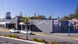 Bellevue Hotel Tuncurry - Accommodation Broken Hill