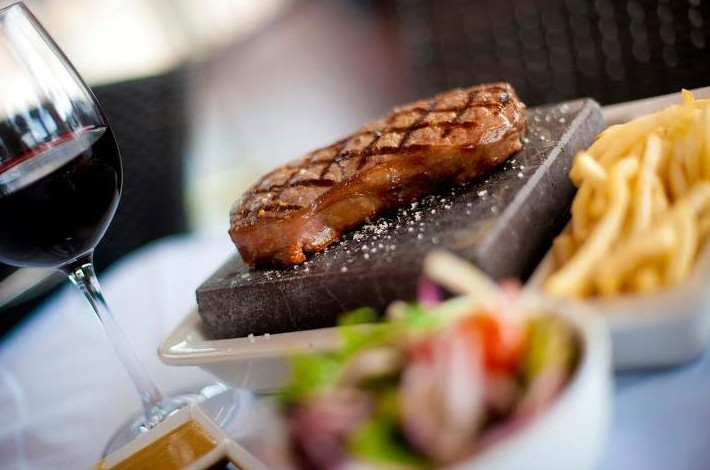 Black Angus Bar  Grill Restaurant - Accommodation Broken Hill