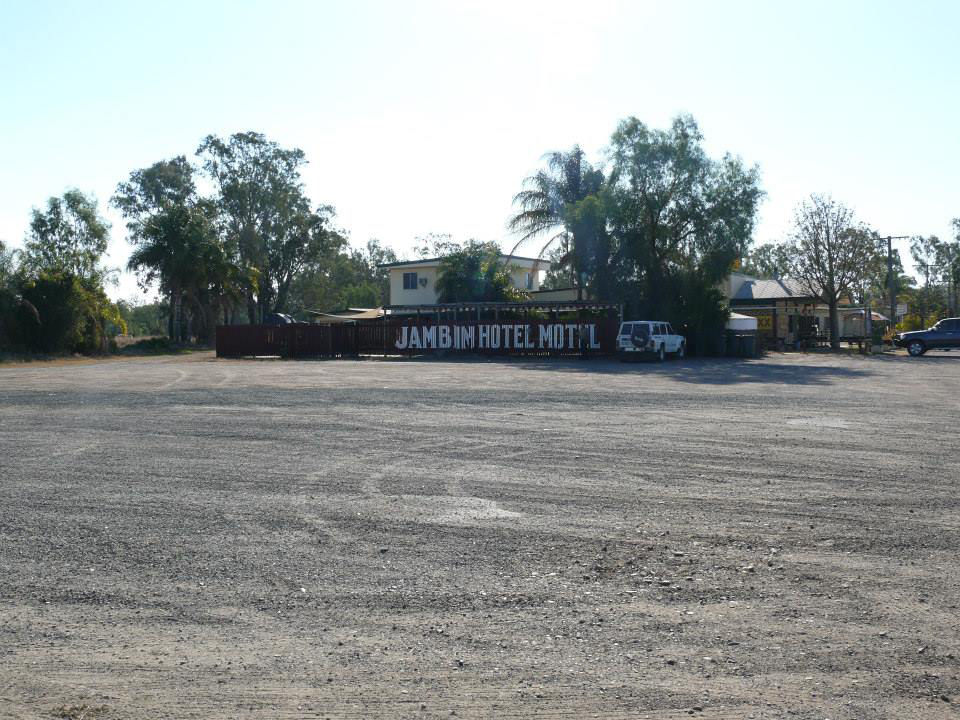 Jambin Hotel-Motel - Accommodation Broken Hill