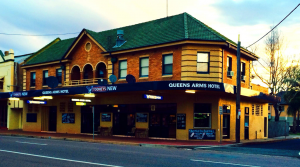 Queens Arms Hotel - Accommodation Broken Hill