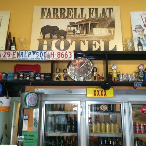 Farrell Flat Hotel South Australia - Accommodation Broken Hill
