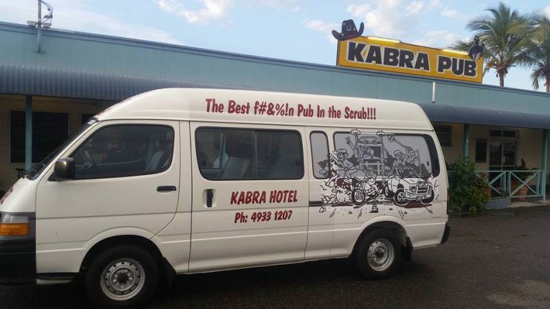 Kabra Hotel - Accommodation Broken Hill