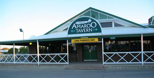 Amaroo Tavern - Accommodation Broken Hill