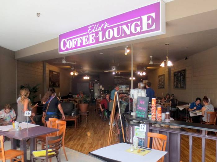 Ellys Coffee Lounge - Accommodation Broken Hill
