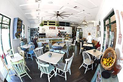 The Vale Cafe - Accommodation Broken Hill