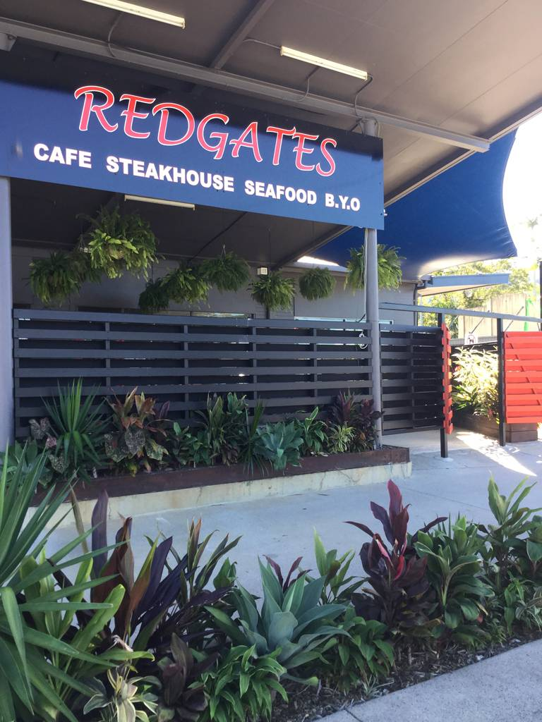 Redgates Caf Steakhouse Seafood - Accommodation Broken Hill
