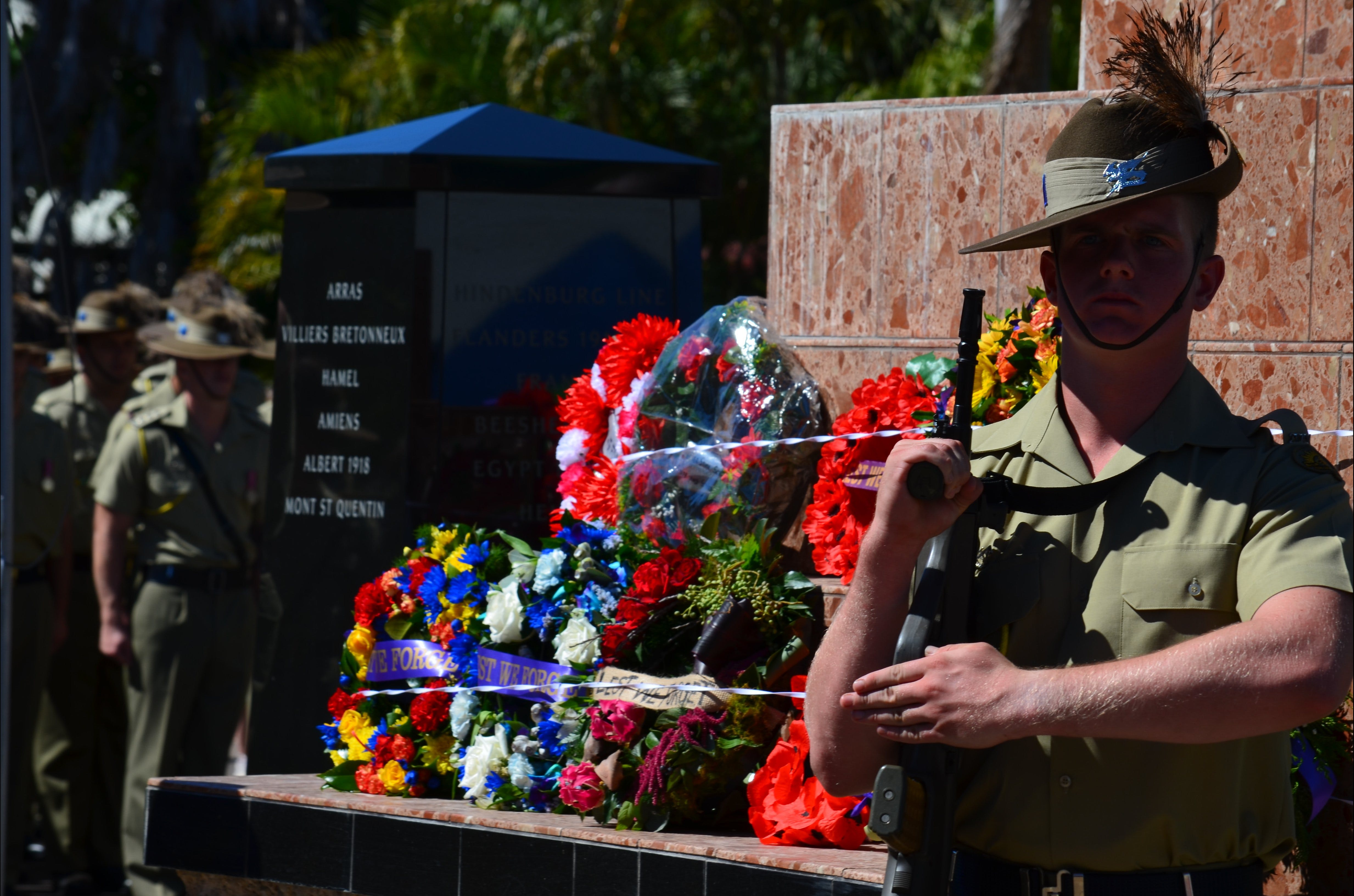 Anzac Day Charters Towers - Accommodation Broken Hill