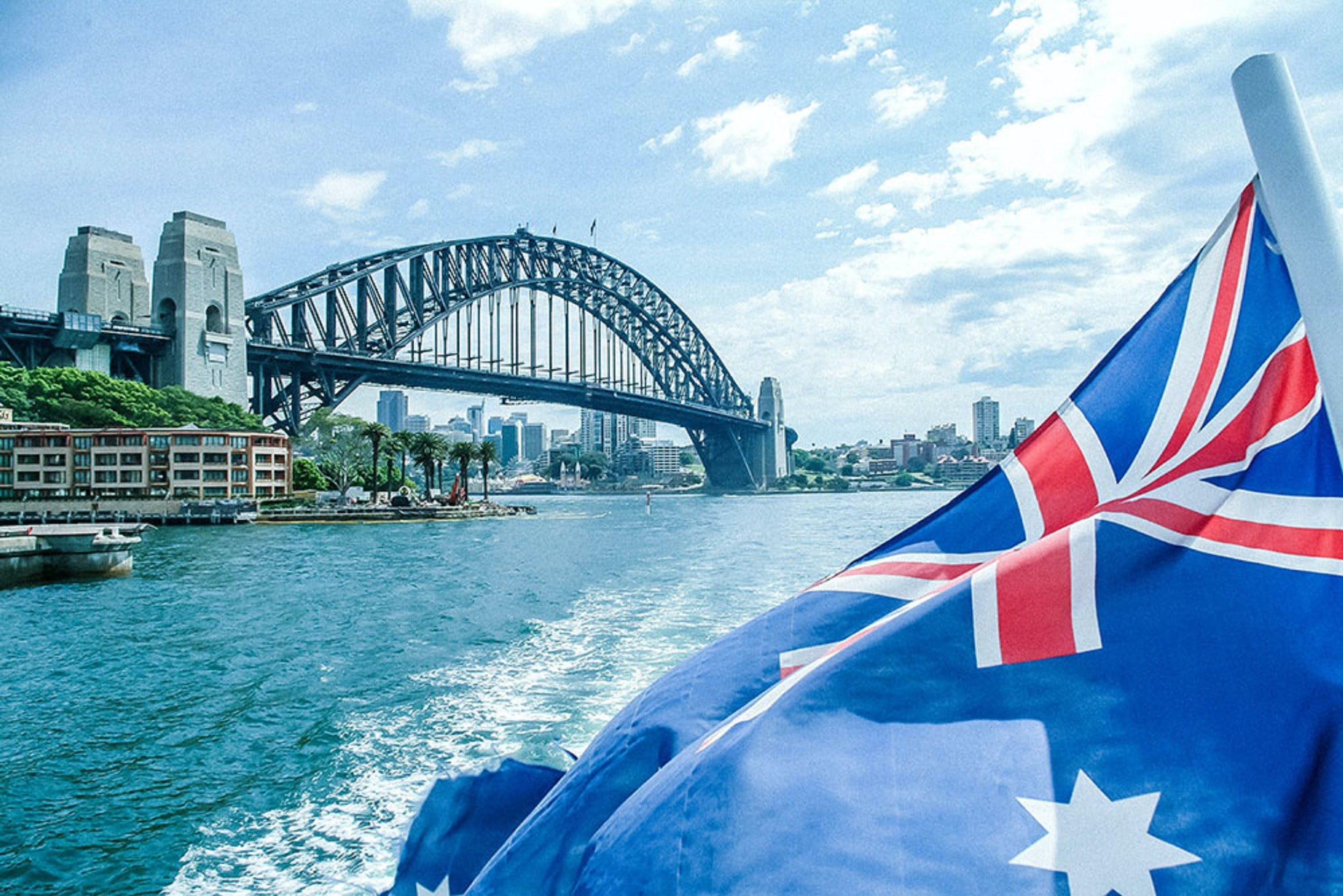 Australia Day Lunch and Dinner Cruises On Sydney Harbour with Sydney Showboats - Accommodation Broken Hill
