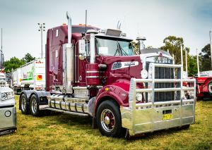 Dane Ballinger Memorial Truck Show - Accommodation Broken Hill