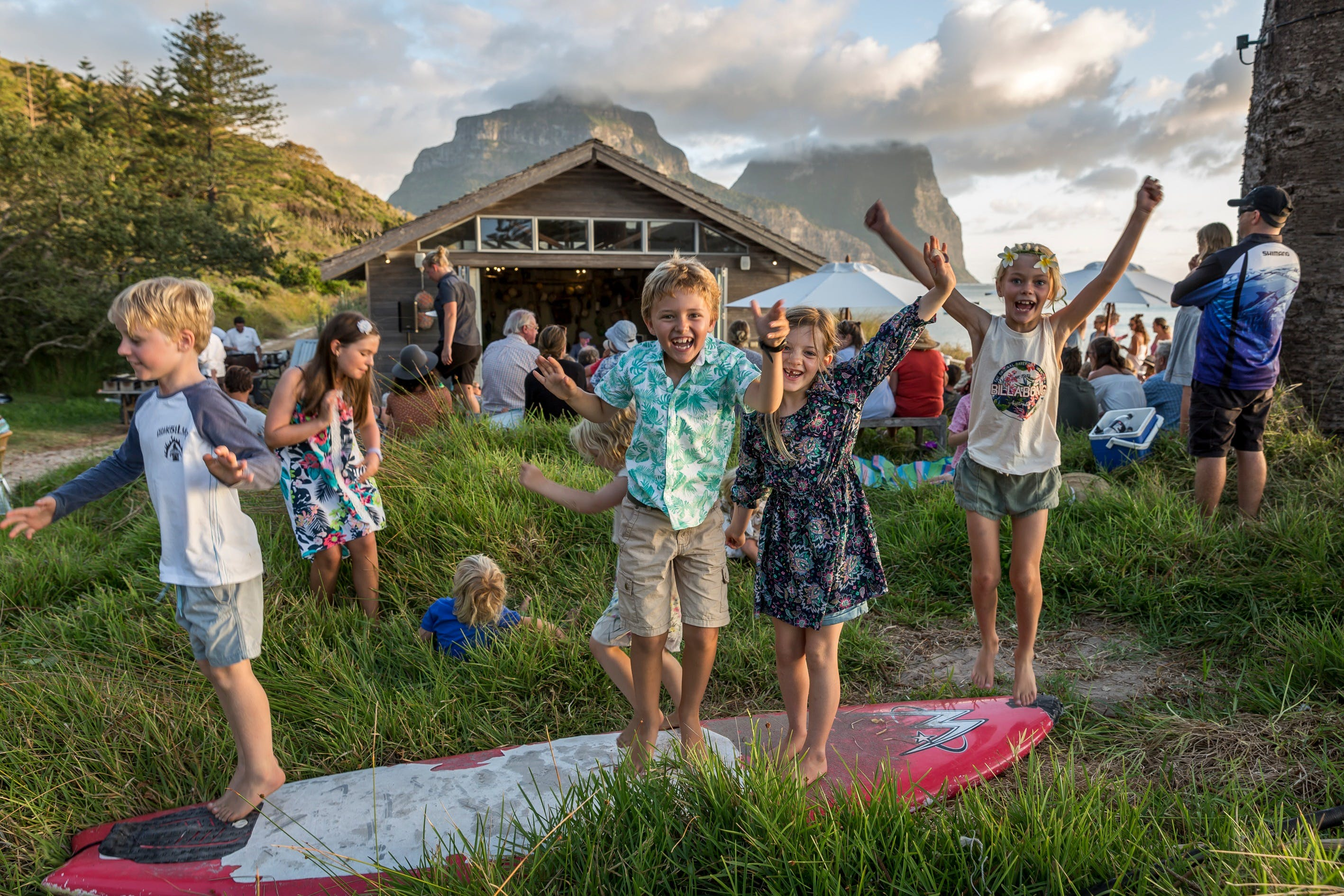 Spring Festival of Lord Howe Island - Accommodation Broken Hill