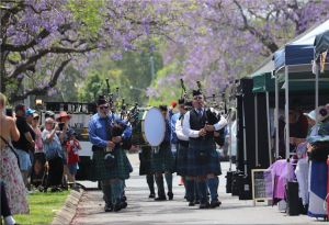 Celtic Festival of Queensland - Accommodation Broken Hill