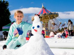 Snow Time in the Garden - Hunter Valley Gardens - Cancelled - Accommodation Broken Hill