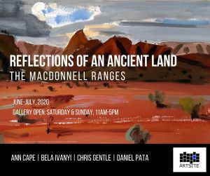Reflections of An Ancient Land The MacDonnell Ranges - Accommodation Broken Hill