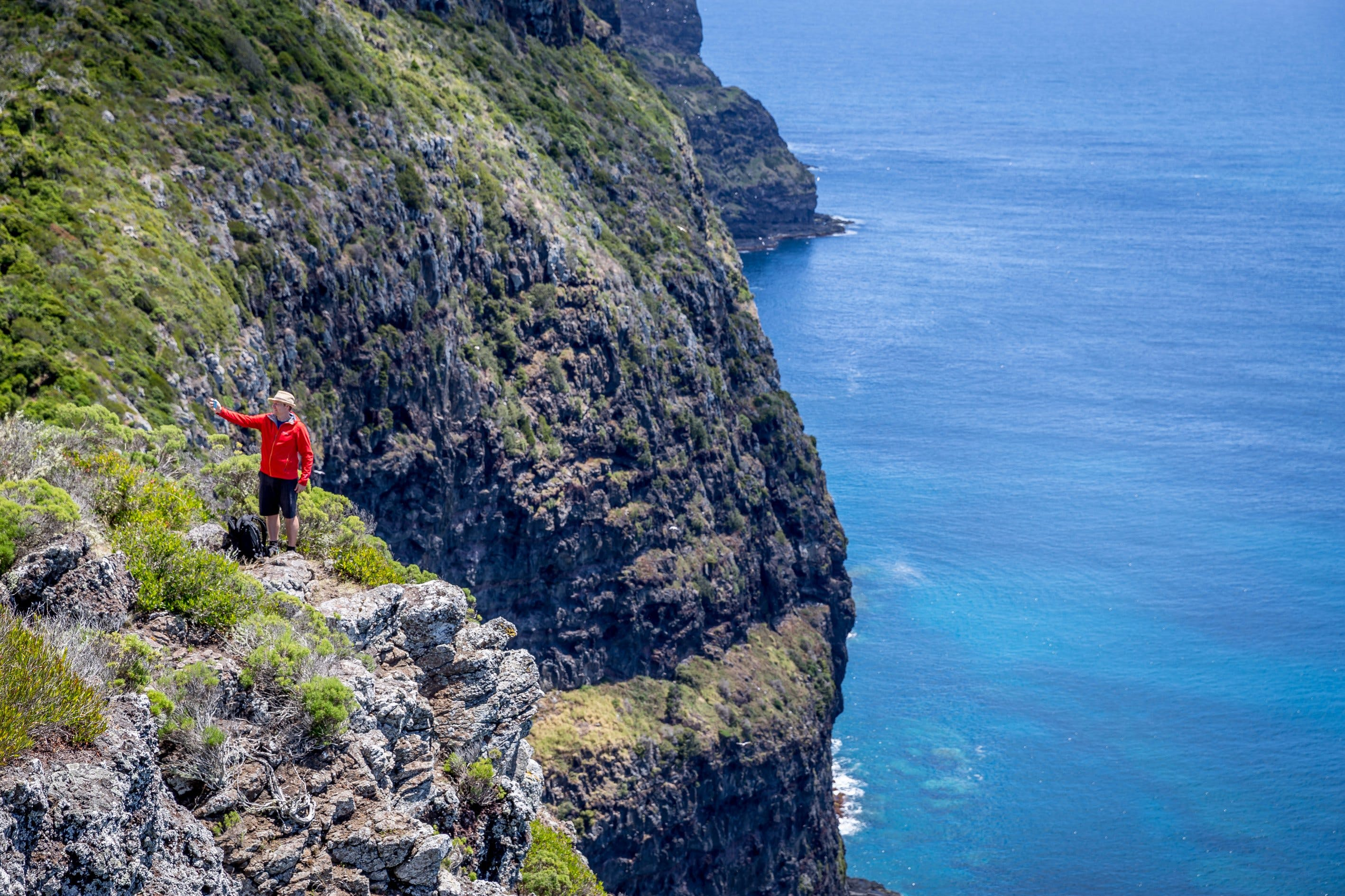 Seven Peaks Walk at Pinetrees Lord Howe Island - Accommodation Broken Hill