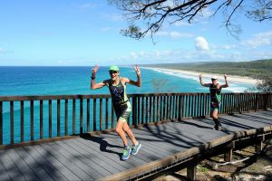 The Straddie Salute Triathlon Festival - Accommodation Broken Hill